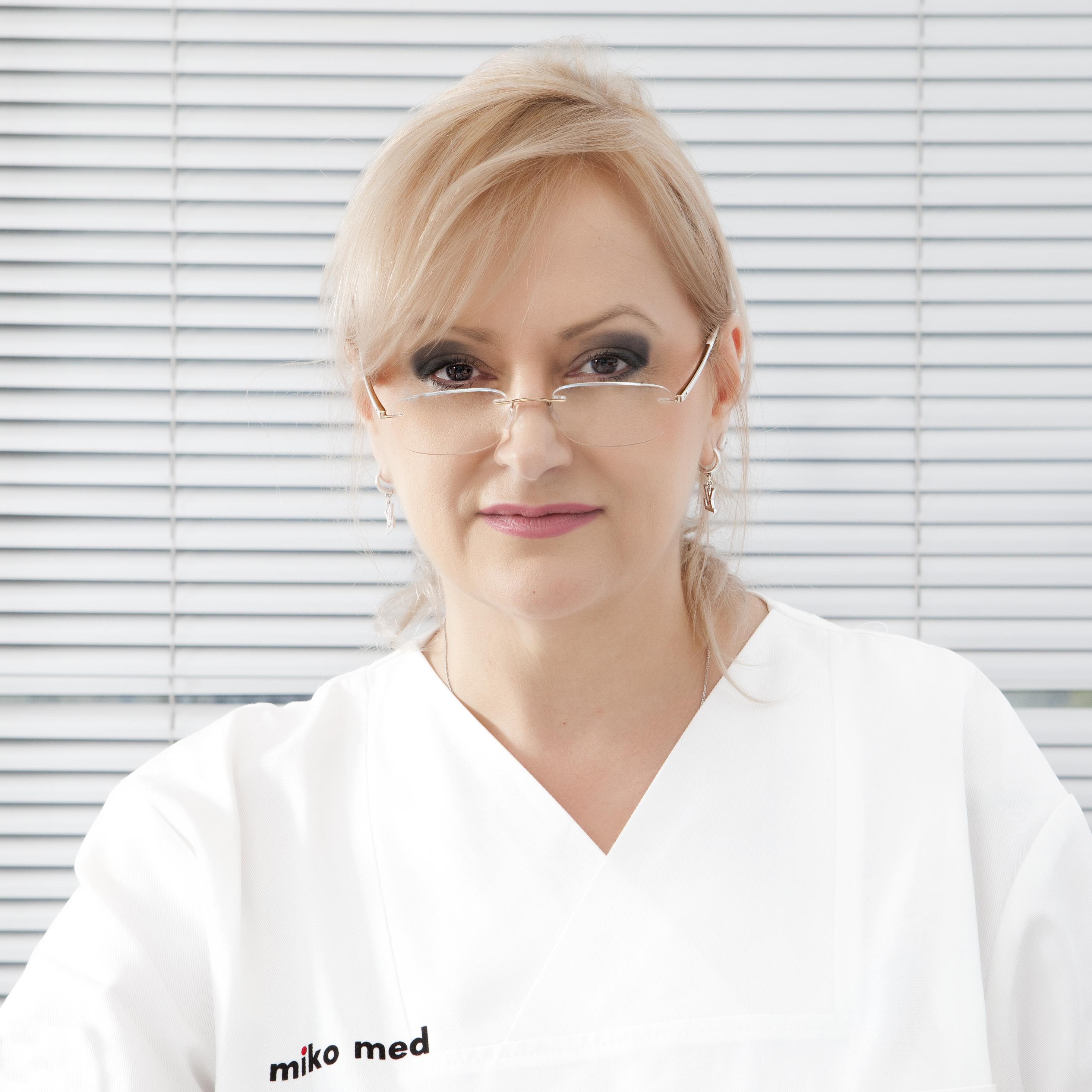 Dr Lavinia Zalupca